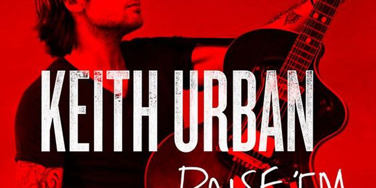 Country star Keith Urban to perform in Honolulu