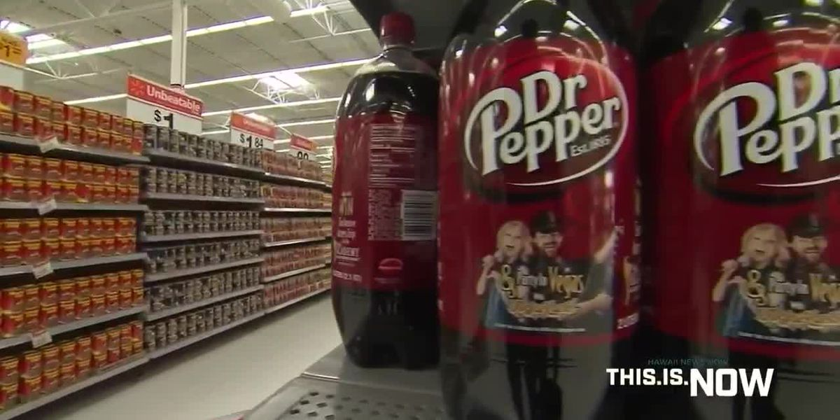 From the Feeds: There's a Dr. Pepper shortage