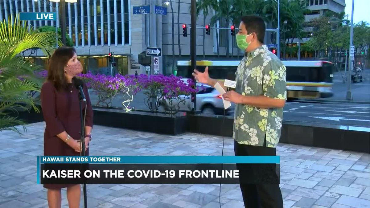 Hawaii Stands Together: Kaiser Permanente