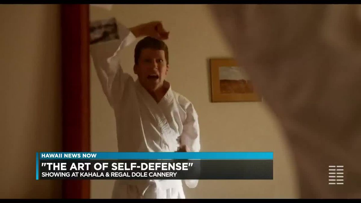 Terry Hunter reviews THE ART OF SELF-DEFENSE