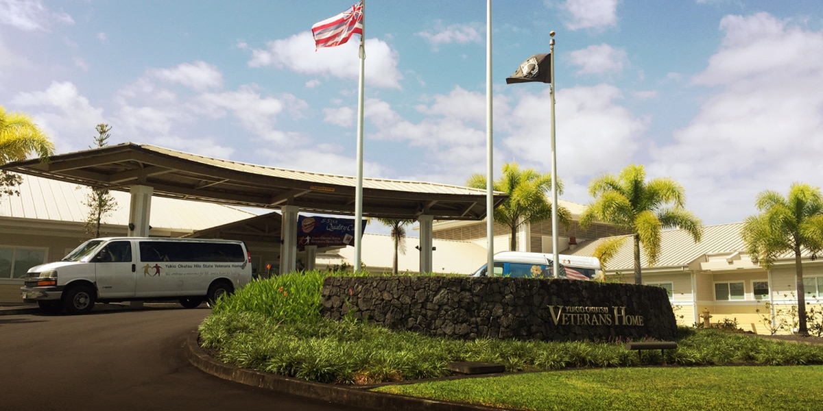 Hilo veterans home COVID-19 death toll now at 22 after 4 more fatalities