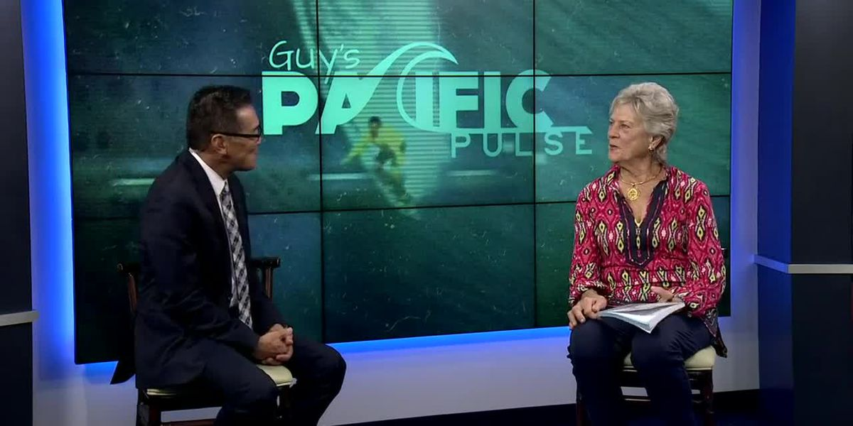 Pacific Pulse: Author Vicky Heldreich Durand