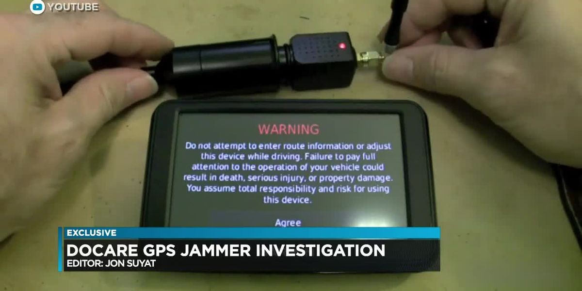 Attorney General's office investigates use of illegal GPS jammers by state conservation officers