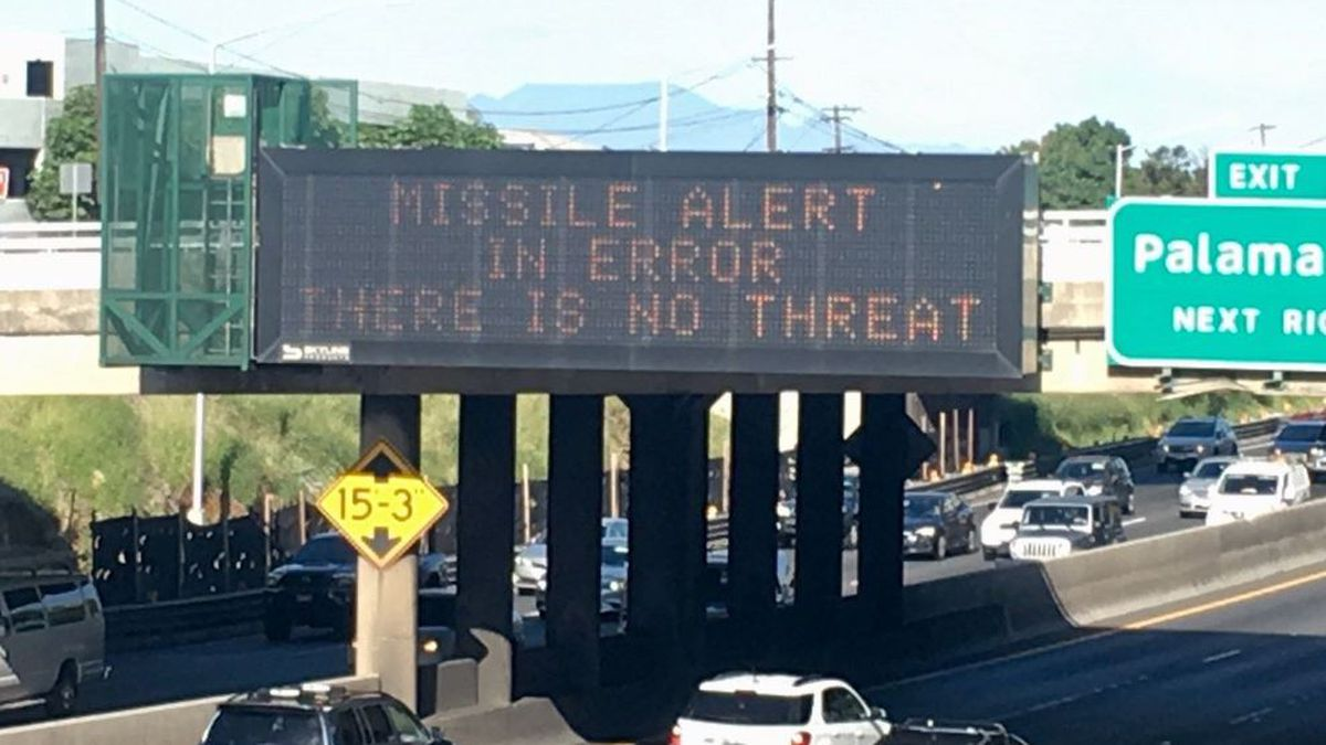 Nearly a year later, the repercussions of Hawaii's false missile alert are still being felt