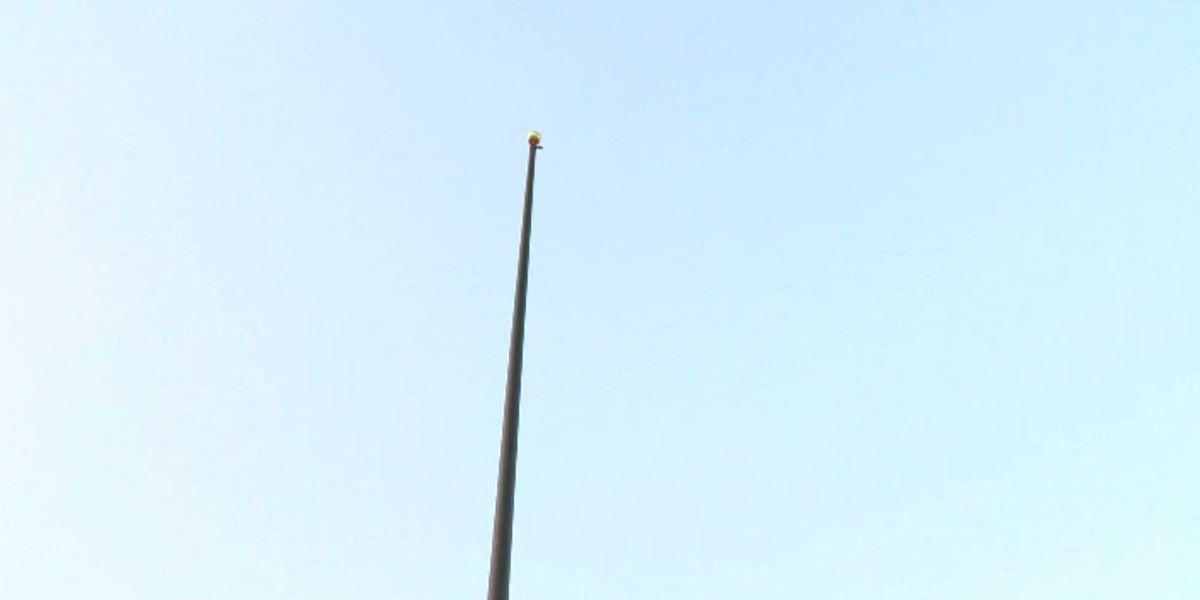 Flag stolen from WWII monument honoring Japanese-American veterans