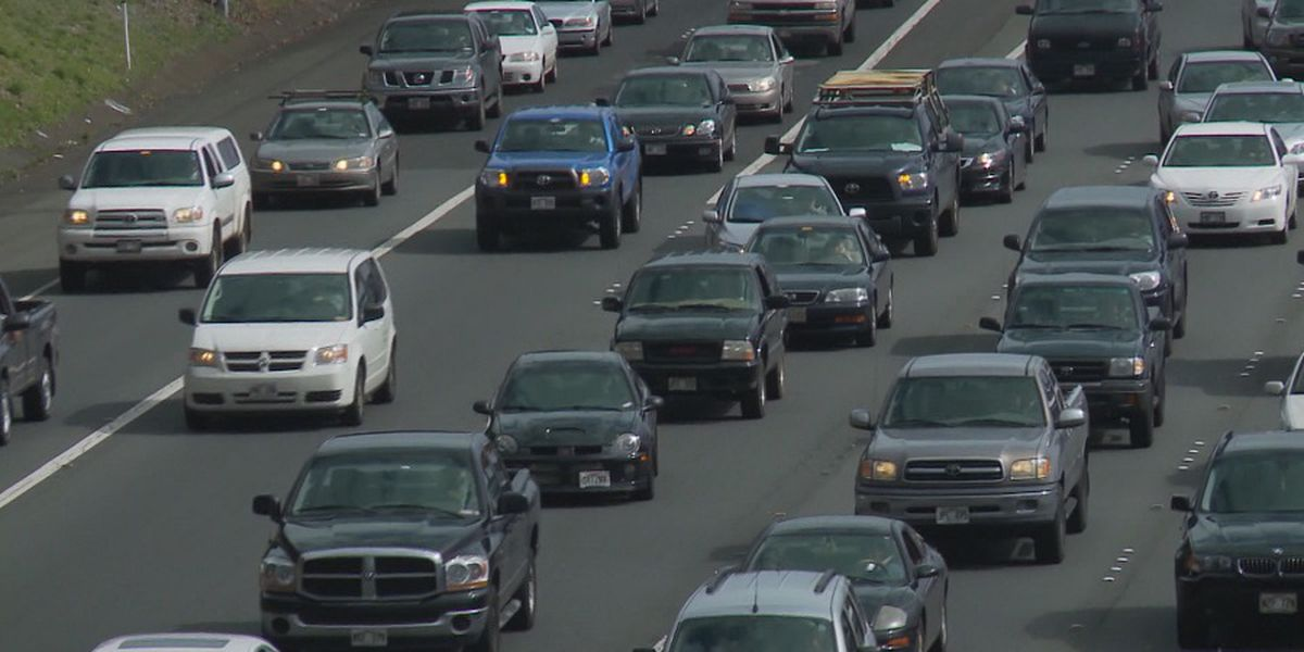Hawaii is the worst state to drive in, study says