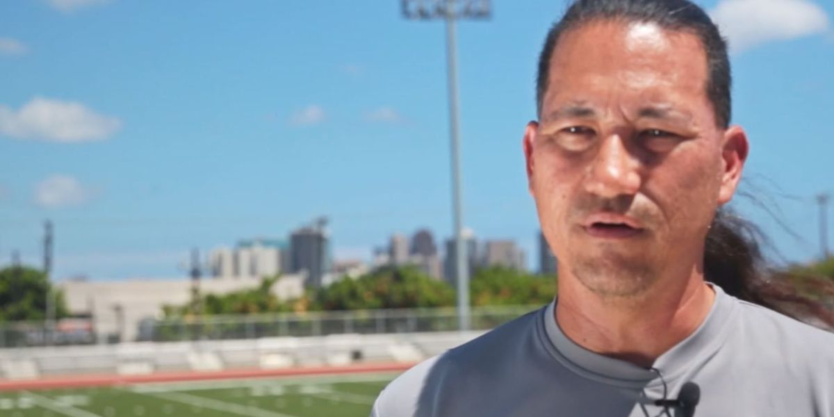 Okimoto sounds-off after stepping down as Farrington head football coach