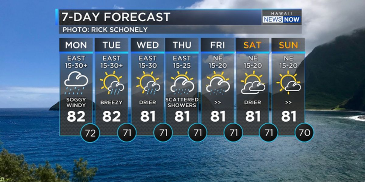 Forecast: Flooding conditions possible through this afternoon