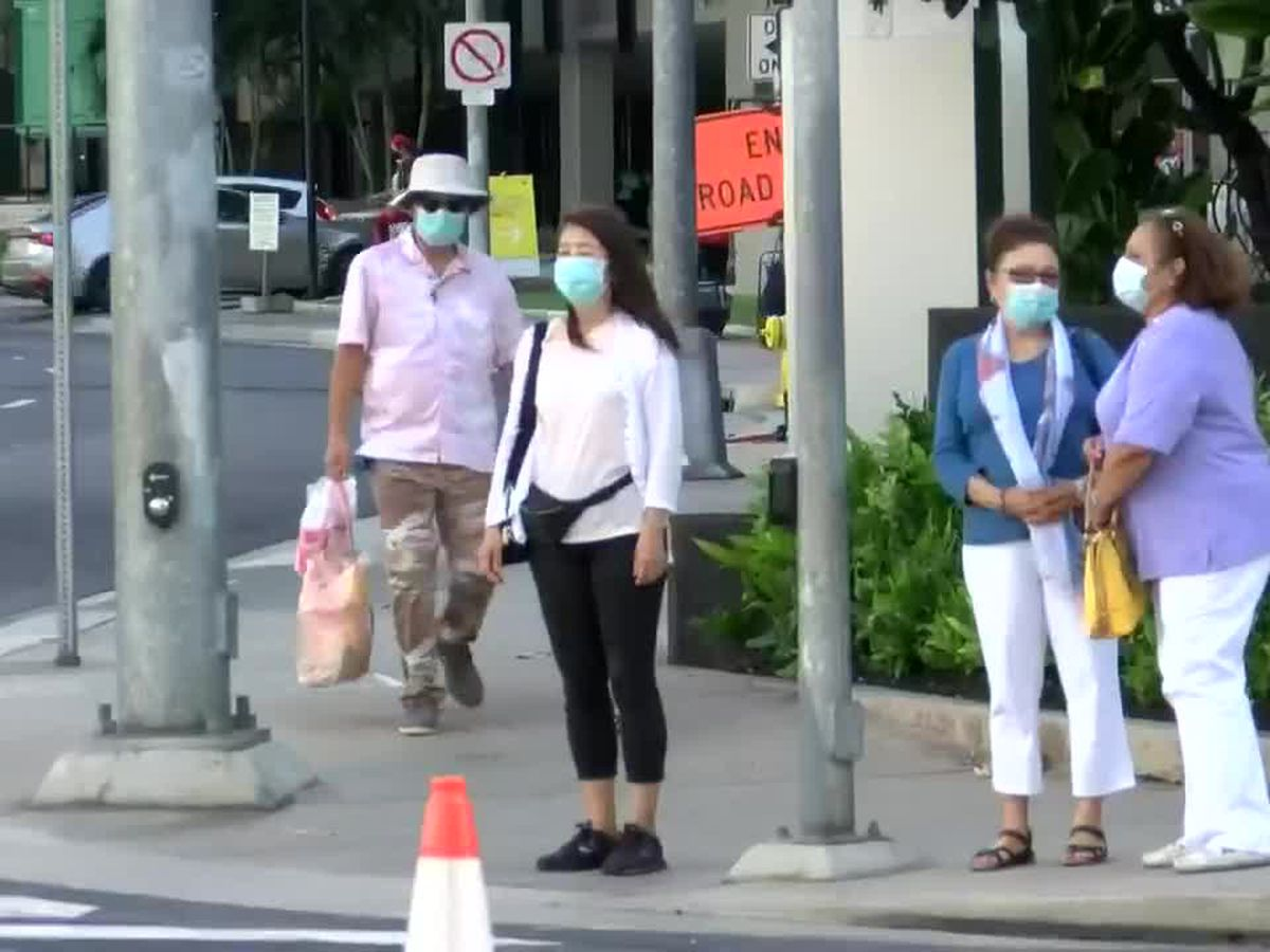 Survey: Maui County, Hawaii Island top the state for mask wearing rates