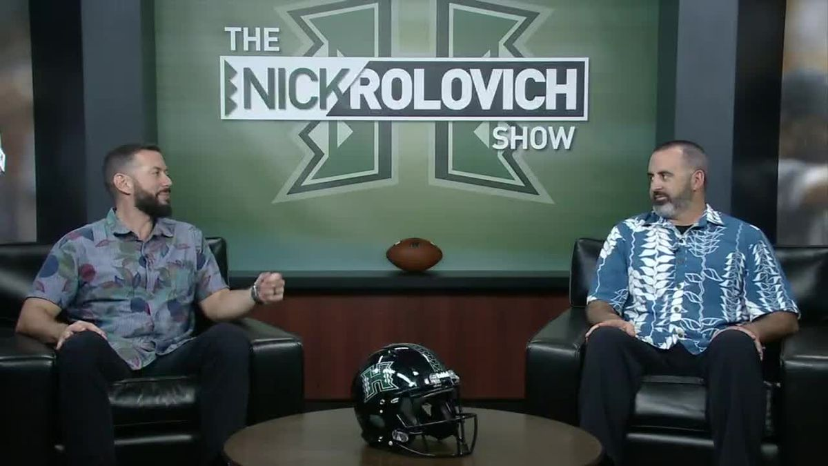 The Nick Rolovich Show: Warriors drop 4th straight in 56-17 loss to Utah State