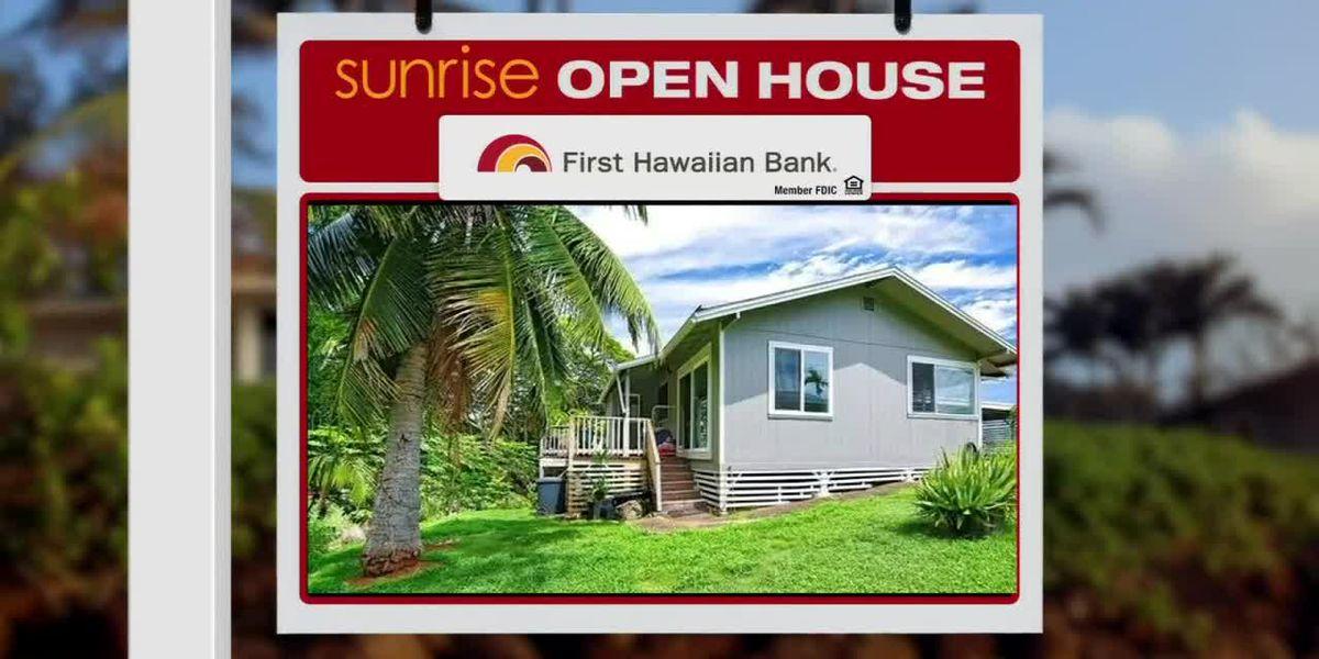 Sunrise Open House: Waimanalo