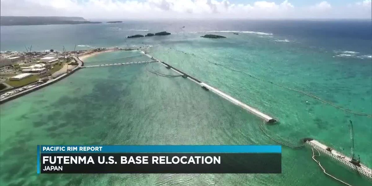 Pacific Rim Report: Japan base relocation and China trade talks