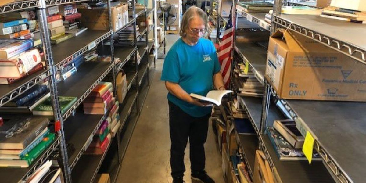 Friends of the Library asks community for help as it seeks warehouse space