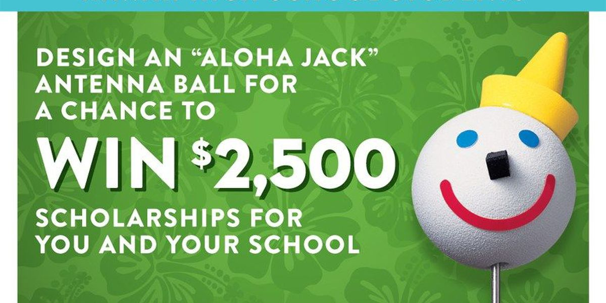 Jack in the Box Hawaii announces scholarship contest