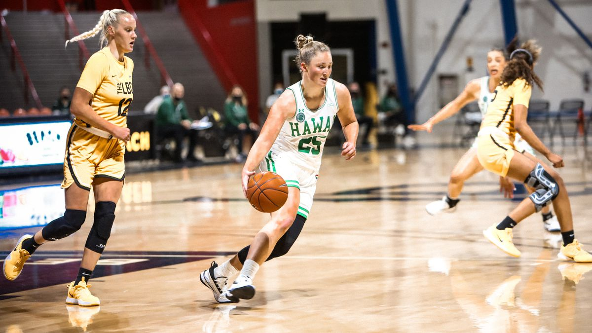 Rainbow Wahine basketball sweep Long Beach State in final road-series of the season