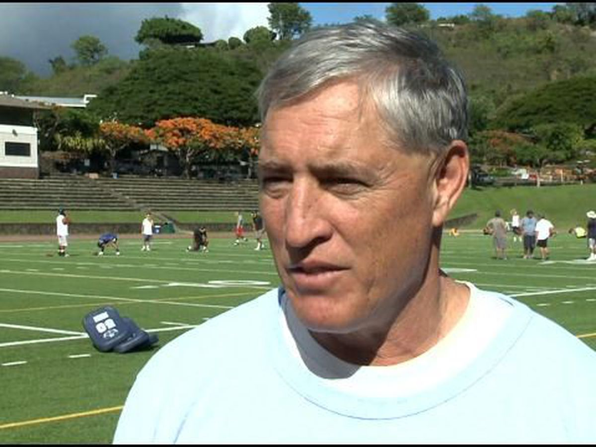 Punahou football coach, others on paid leave amidst investigation into abuse allegations