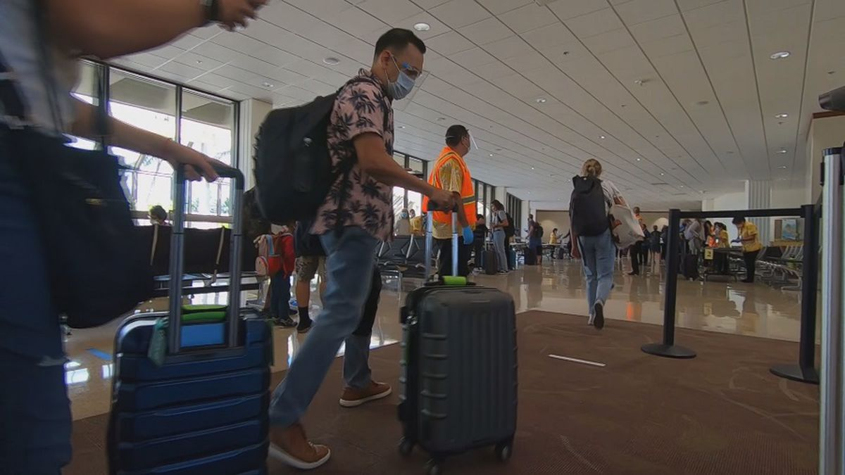 Tighter COVID-19 rules now in effect for all trans-Pacific travelers to Hawaii