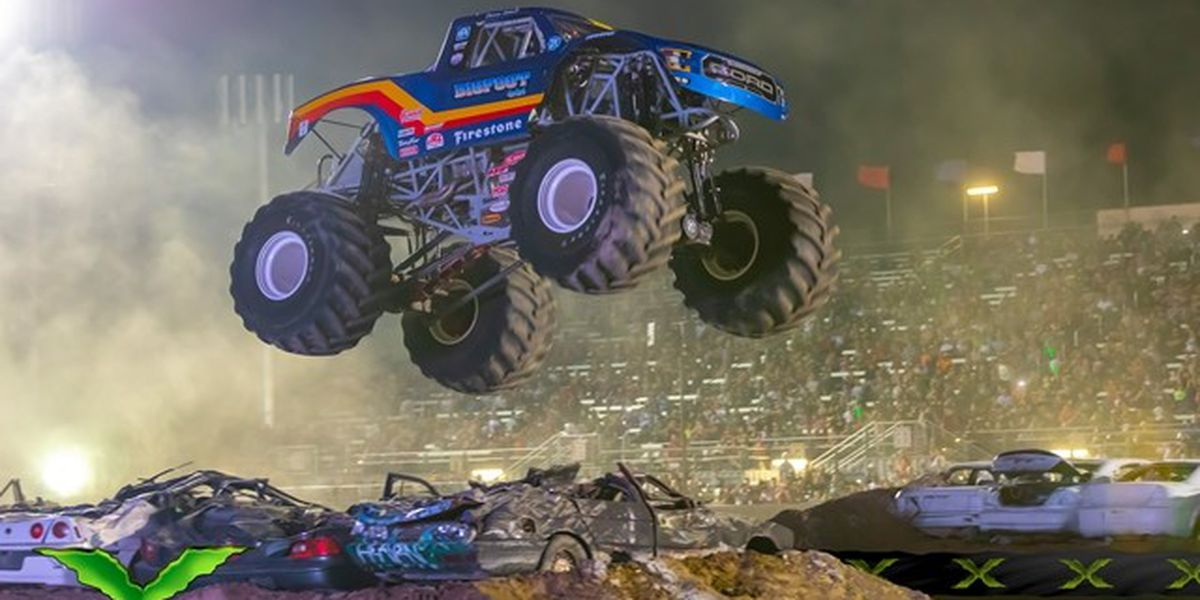 After 20-year break, monster trucks return to take over Aloha Stadium