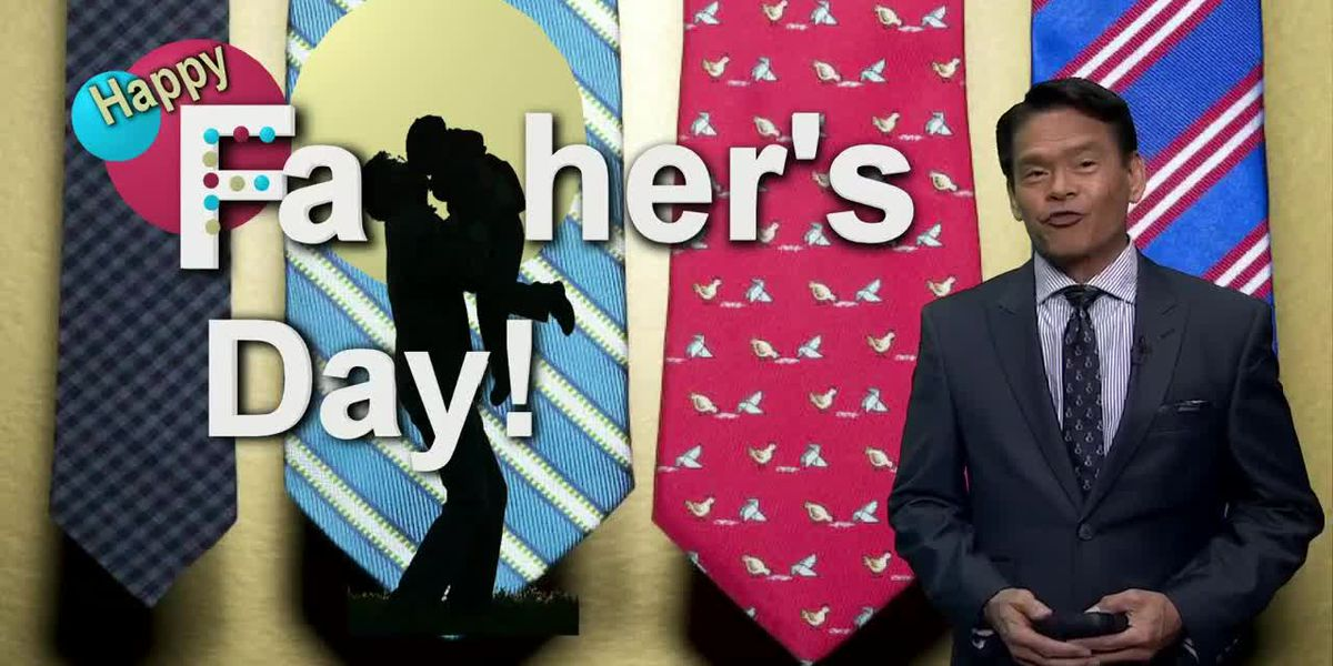 Forecast: Trade wind weather and a south swell for Father's day