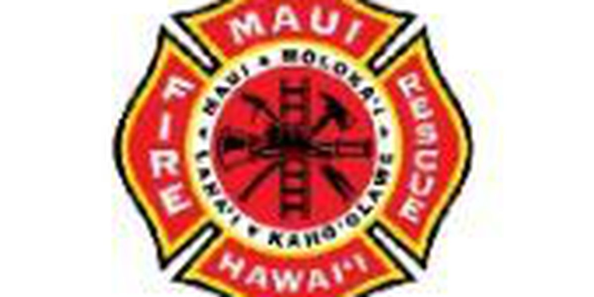 Downed drone found at the scene of Maui brush fire