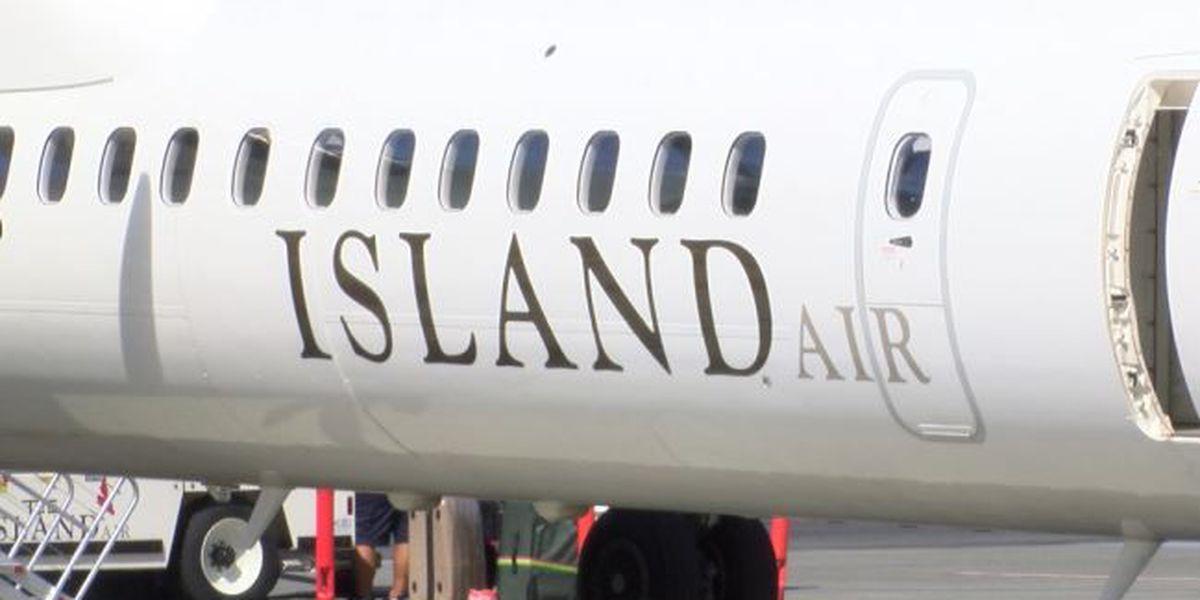 Now Island Air employees can't access their 401Ks