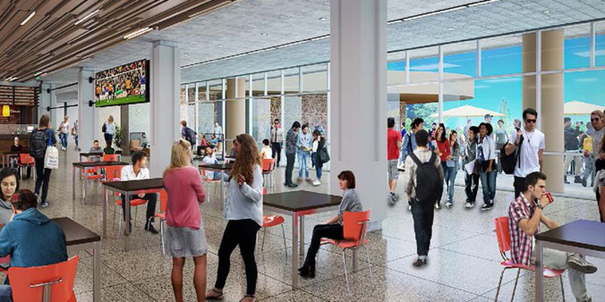 UH Manoa hopes to land funding for a major makeover of Sinclair Library