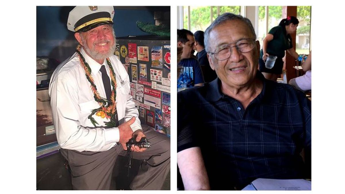 Family, former aviation colleagues remember 2 killed in Mokuleia plane crash