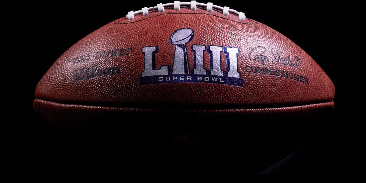 Ticket prices slump for Patriots-Rams Super Bowl game