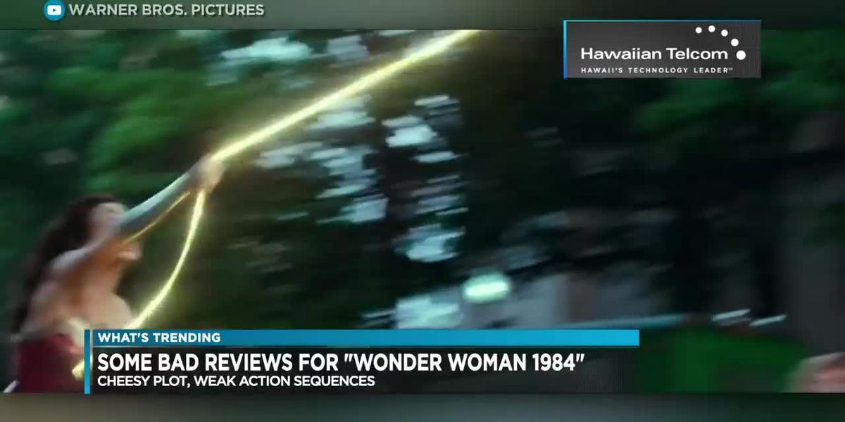 What's Trending: Pilot traces syringe with flight path, Wonder Woman gets bad reviews