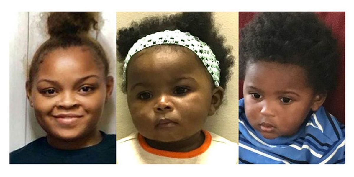 National search underway for teen mom and her 2 children from Georgia