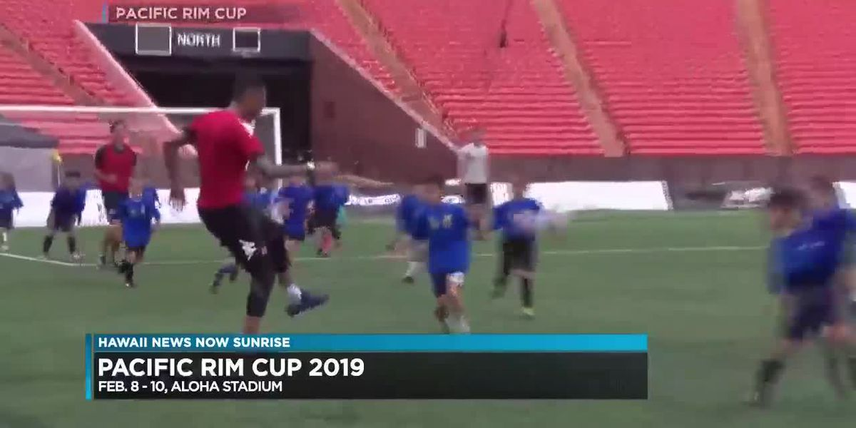 Professional soccer teams to compete this weekend in 2019 Pacific Rim Cup