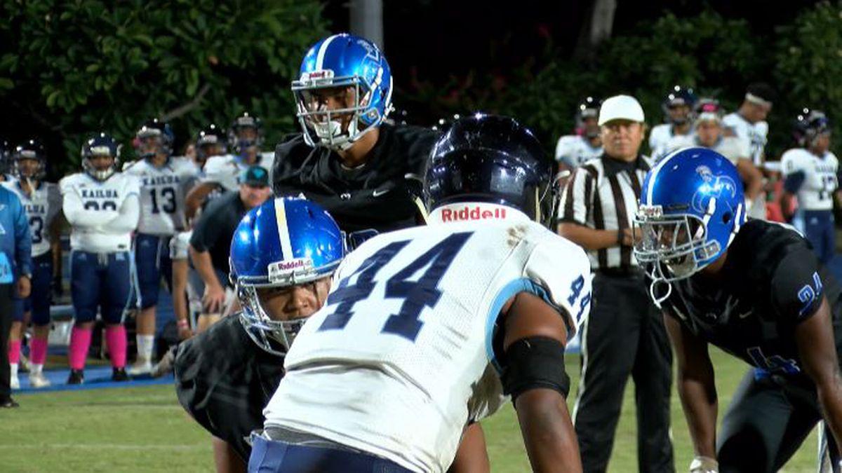 High school football season in Hawaii postponed until January