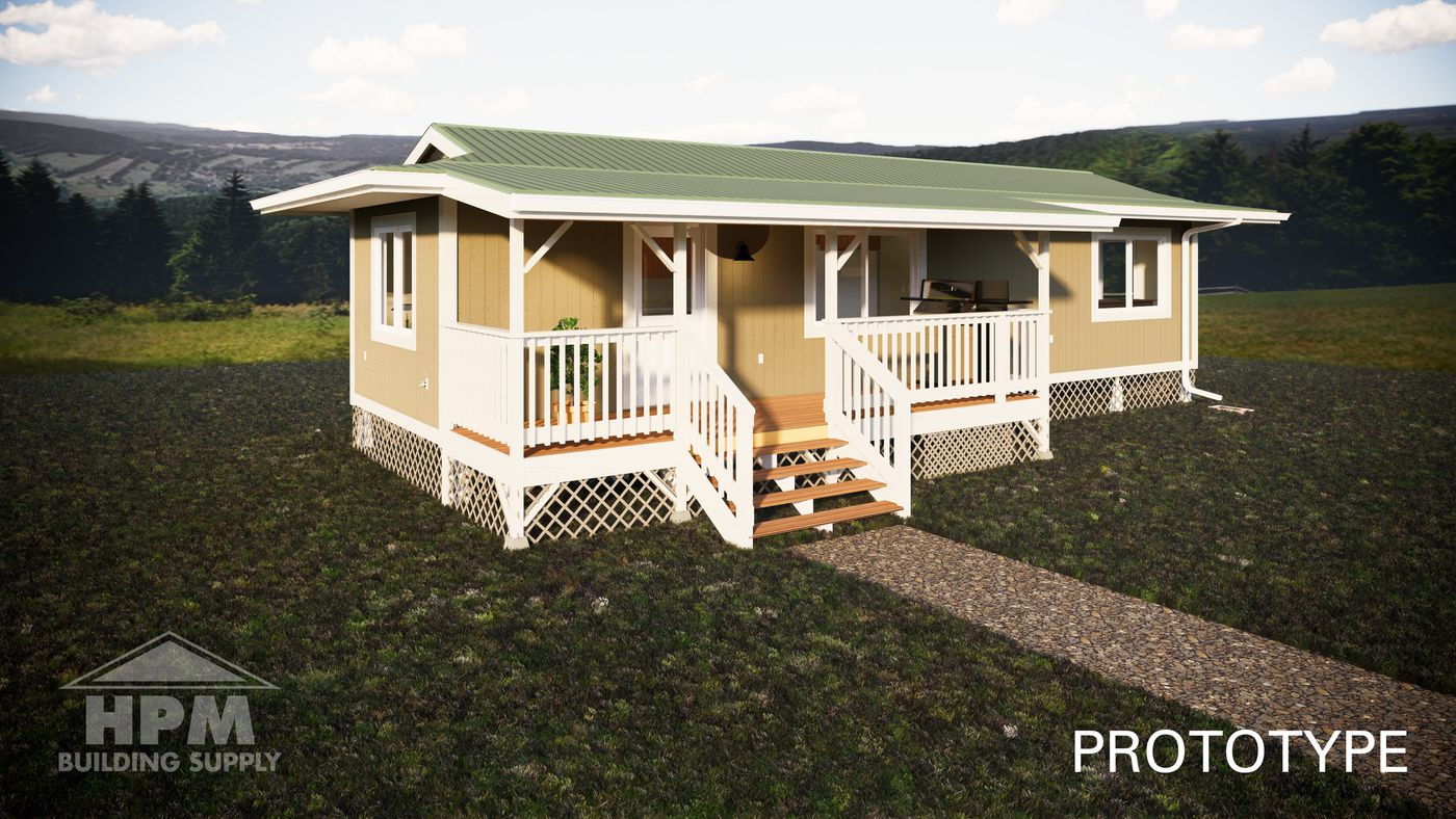 Big Island Builders Design Turn Key Modular Homes For Low