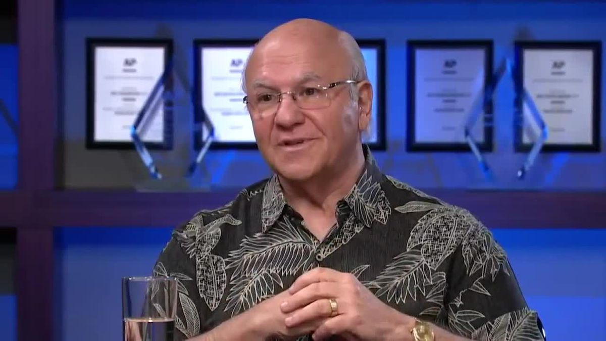 Rick Blangiardi says he can lead Oahu out of crisis, but he's still crafting the specifics on how to do it.