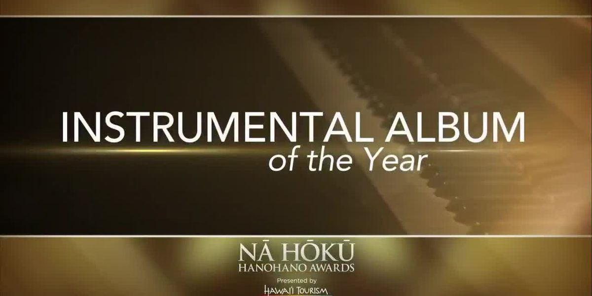 2019 Na Hoku Hanohano Awards: Instrumental Album, Instrumental ComposItion, Int'l Album of the Year