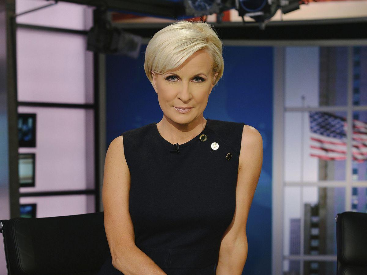 MSNBC's Mika Brzezinski apologizes for homophobic comment