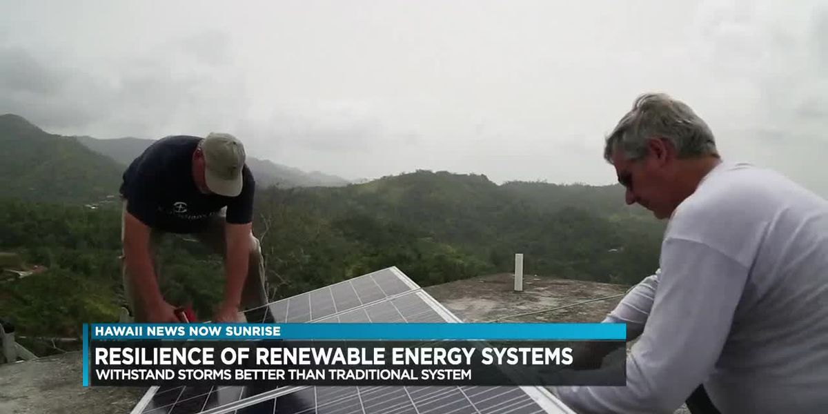 Massive power outage in Puerto Rico spotlights advantage of solar power systems