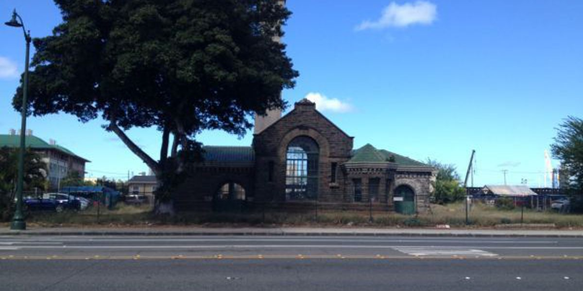 Historic Kakaako pumping station to be refurbished as community resource center