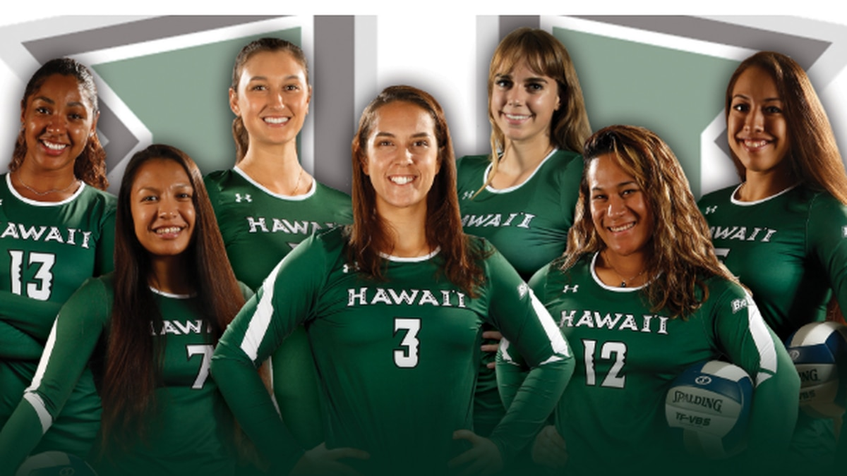 Wahine volleyball prepares to say 'aloha' to its seniors
