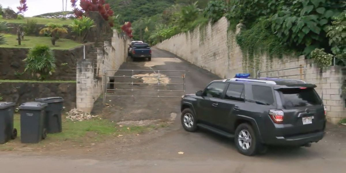 Man pinned by backhoe in Hauula dies