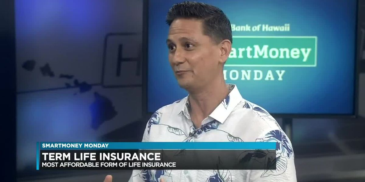 SmartMoney Monday: Different life insurance policies