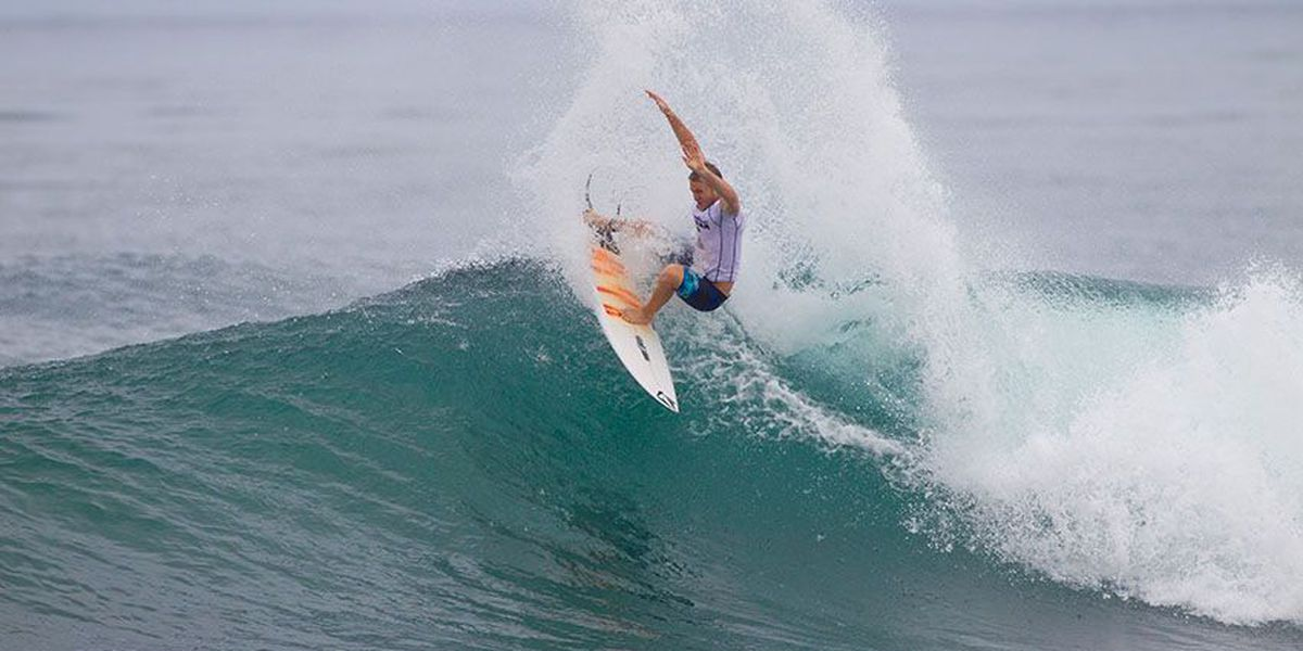 Day three of competition complete at the Hawaiian Pro