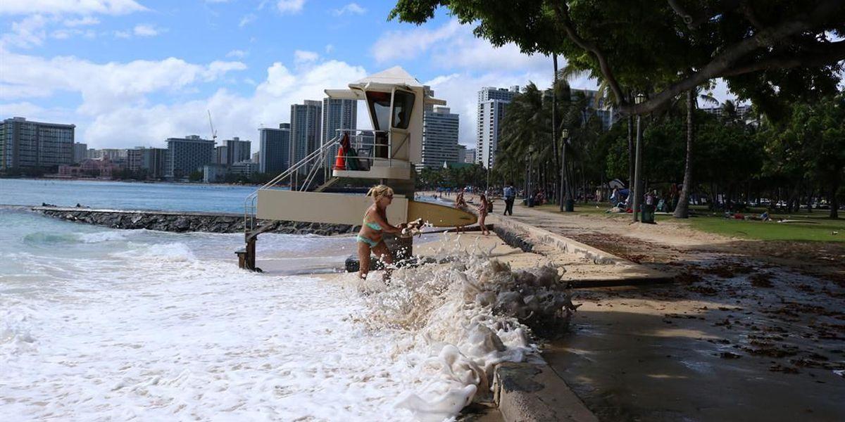 'Perhaps we retreat:' City predicts major changes as Hawaii faces coastal erosion