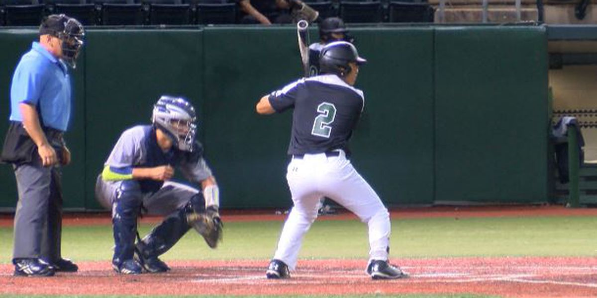 Hawaii wins 5th straight with 9-3 victory over Longwood