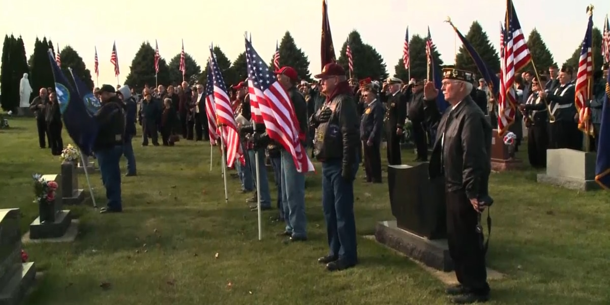 Remains of WWII sailor return home, 77 years after the Pearl Harbor attack