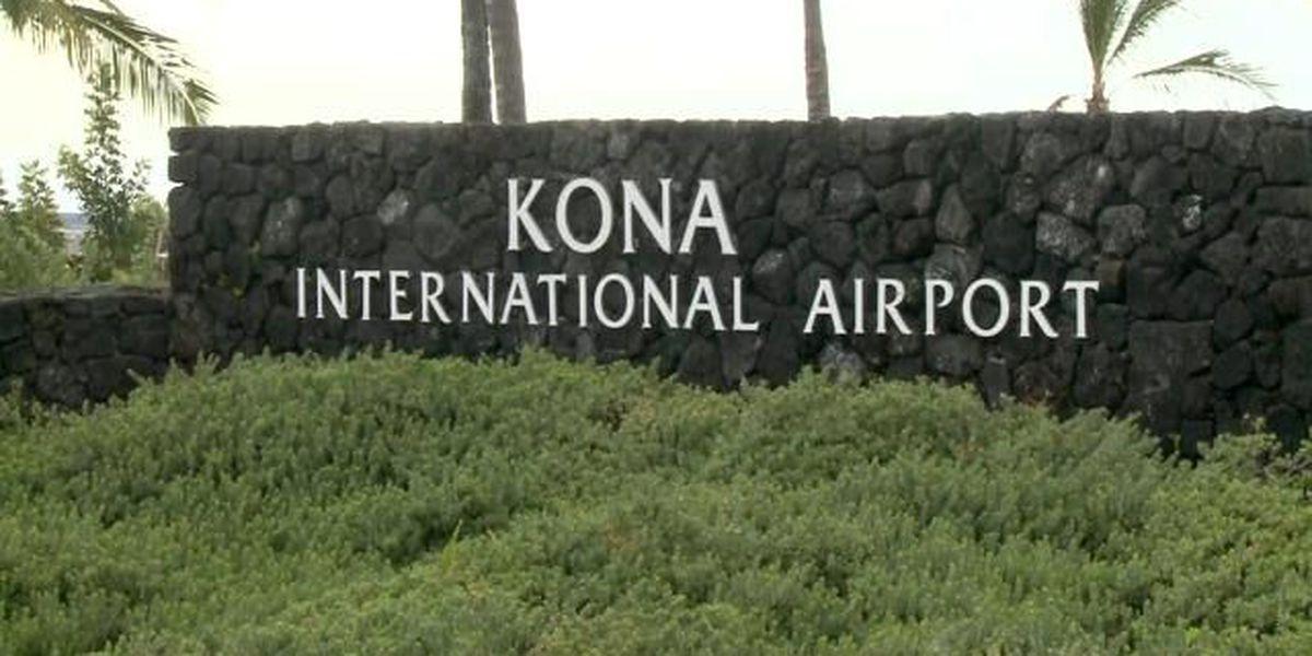 Honolulu-bound United flight from LA diverted to Kona