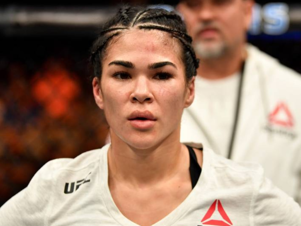 MMA fighter charged with assault in alleged attack on wife, UFC's Rachael Ostovich
