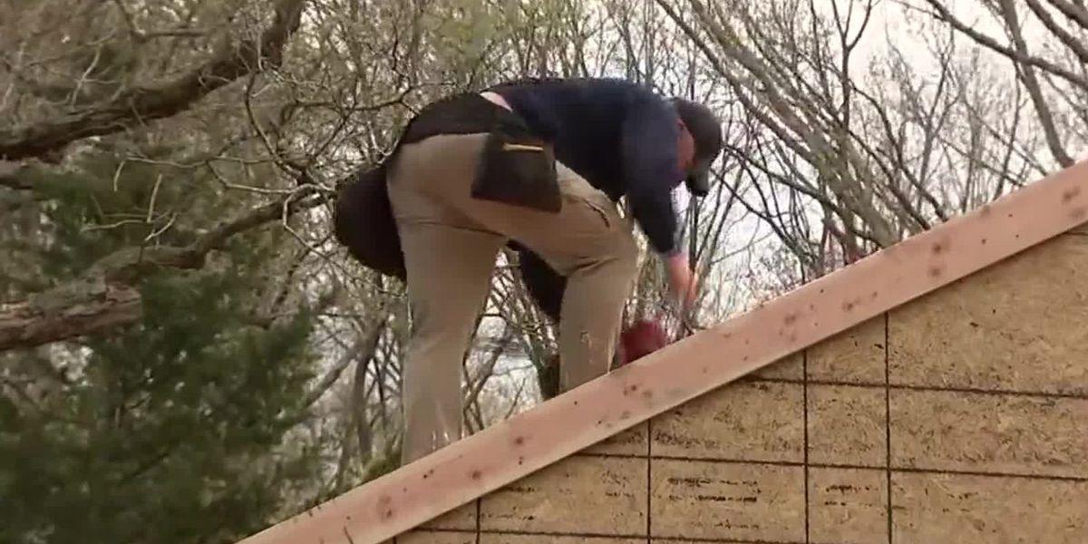 Lumber shortage sends home prices soaring