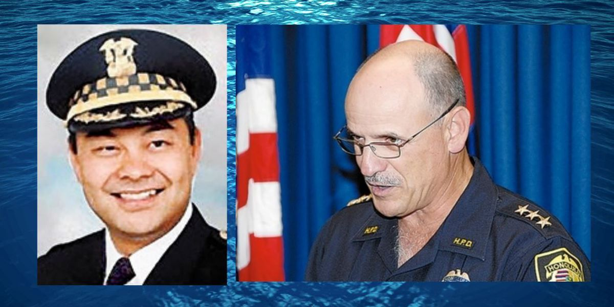 Two more names emerge as candidates for HPD's next police chief