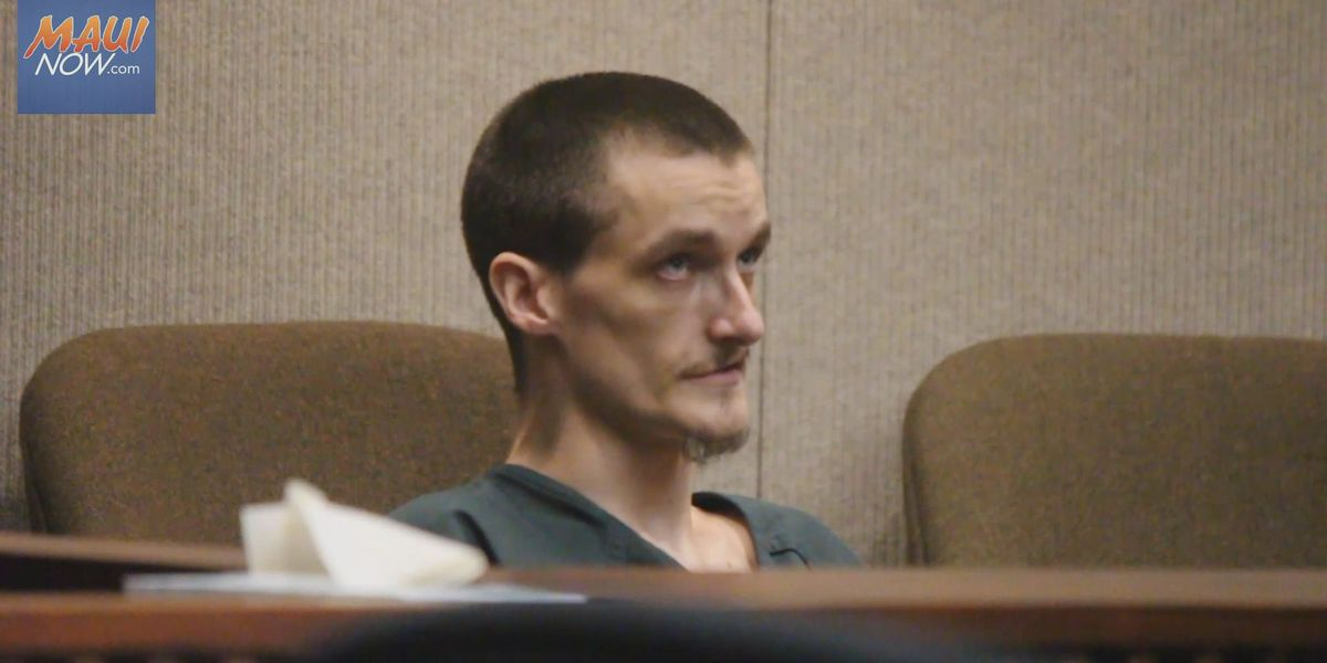 Convicted killer in gruesome machete attack at Maui mall given 20-year sentence